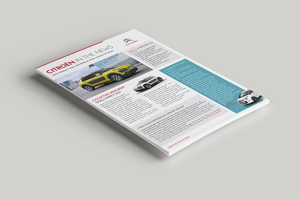 Citroen Press Digest
