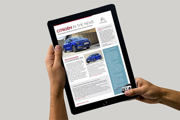 Citroen In The News