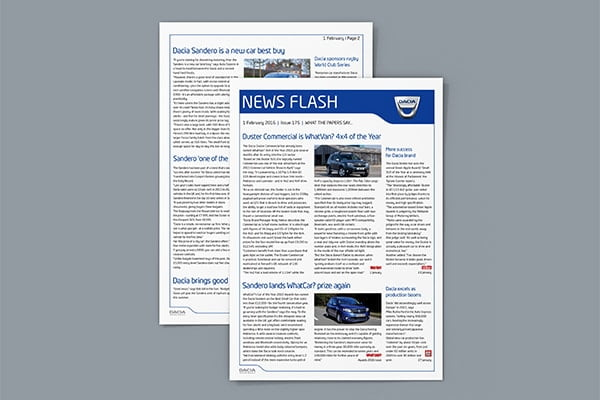 Dacia Press Digest