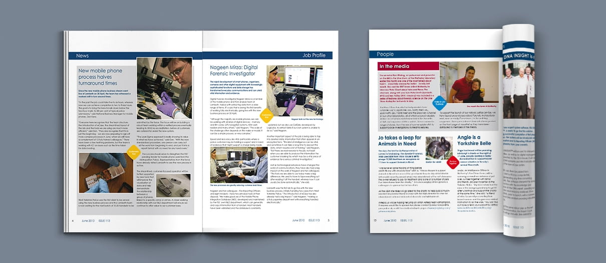 Forensic Science Service Magazine