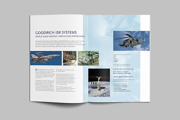 Goodrich Event Material & Sales Brochure